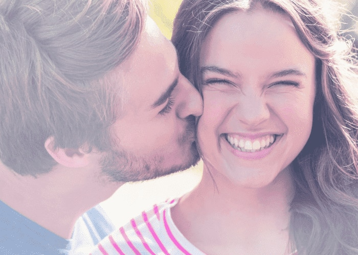 Types of Kisses and What They Mean
